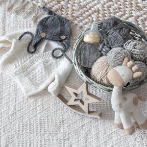 perchas madera personalizadas bebe niño